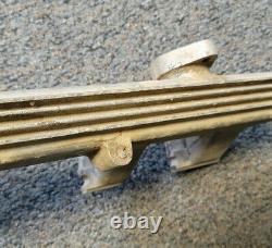 Vintage KNUDSEN Intake Manifold FLATHEAD FORD 6 cylinder Hot Rod Custom inline