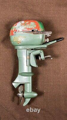 Vintage K&O Johnson Sea Horse 25 Outboard Toy Motor Parts / Repair