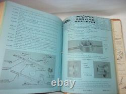 Vintage Kiekhaefer Corp Parts & Service Manual Shop Marine Boat Motor MerCruiser