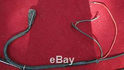 Vintage Kiekhaefer Mercury Outboard Boat Motor Control with Cables & Key