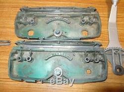 Vintage Kiekhaefer Quicksilver Mercury Outboard Controller
