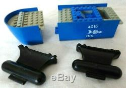 Vintage LEGO 4015 Boat Parts You Choose, Center, Stern, Boat Weight