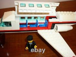 Vintage Lego parts plane 6368 boat 314