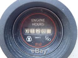 Vintage Medallion Four Winns Marine Boat Speedometer 7 Gauge