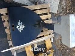 Vintage Mercury Kiekhaefer Cast ALUMINUM Outboard Motor Stand