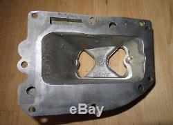 Vintage Mercury Mark 20H Quincy Welding Variable Exhaust Valve