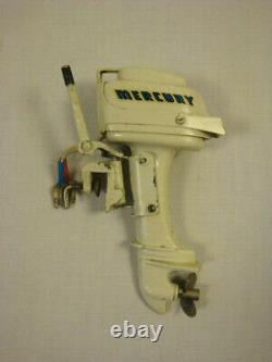 Vintage Mercury Toy Boat Motor made in Japan for Parts or Repair