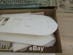Vintage Model Kit Revell Ship Boat Robert E Lee Mississippi Steamboat Parts