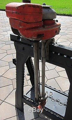 Vintage Neptune Mighty Mite Outboard Boat Motor Aa A Muncie Gear Co Yqq