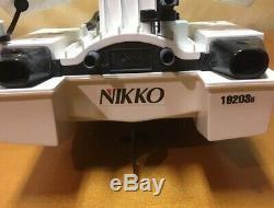 Vintage Nikko Racing Team Rc Remote Radio Control Boat Parts Only Untested