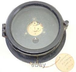 Vintage Nos Chelsea Clock Co Boston Us Navy Japan Boat Ships Clock Parts