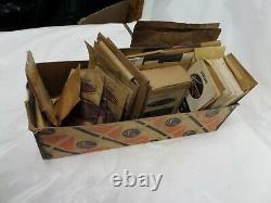 Vintage Nos Mercury Kiekhaefer Parts Lot Shims Bearings Outboard Boat Motor