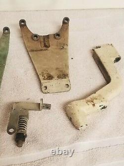 Vintage OLIVER Boat Motor Parts