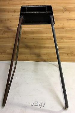 Vintage OMC Evinrude Outboard Motor Mount Stand for antique outboards