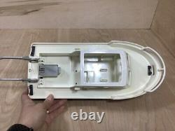 Vintage Playmobil 3599 Ship Coast Guard Boat Parts and Pieces Incomplete Set