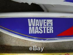 Vintage RC Kyosho BOAT WAVE MASTER DOLPHIN Outboard. Electric Rad-Sales Parts