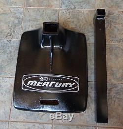 Vintage Restored Mercury Kiekhaefer Cast Iron Outboard
