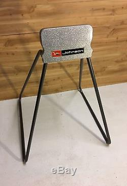 Vintage Restored Omc Johnson Outboard Motor Mount Stand