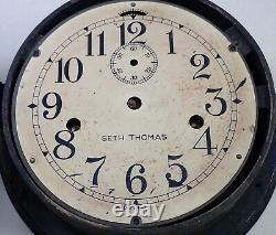Vintage Seth Thomas Boat Ships Clock Parts Repair