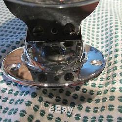 Vintage Sparton Boat Horn, Chris Craft Works Great 12 Volt