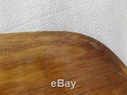 Vintage Sunfish Wood Rudder / Tiller Assembly Sailboat