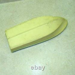 Vintage Tonka Clipper Boat, Parts Piece, Green, Original, #1