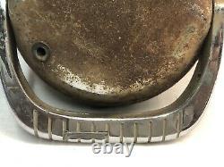 Vintage Westinghouse Light CAR BOAT CHROME SPOTLIGHT RETRO Parts Restoration