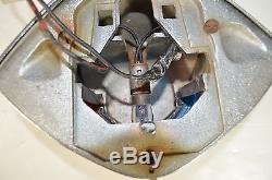 Vintage Wooden Boat Marine 1965/66 25' Lyman Inboard Bow Light