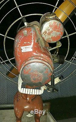 Vintage air drive motor outboard DragonFly 1952