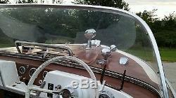 Vintage boat bow light