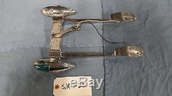 Vintage, navigational, dual bow light, S/R-1-20