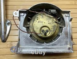 Vtg Boat Parts Speedometer Compass Sidelights Bow Chock Montgomery Ward Sea King
