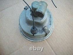 Vtg Chris Craft Stewart Warner Tachometer Gauge Boat 568AHH Parts or Restore