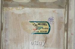 Vtg Ito Speed Boat Battery Operated Wood 60's Japan 16 Long For Parts/Repair