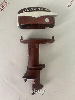 Vtg K&o Johnson 30 & 35 HP Toy Outboard Boat Motor Casting Parts Japan