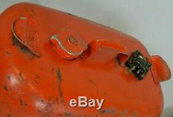 Vtg OMC Parts and Accessories Gasoline Fuel Tank Outboard Boat Motor Gas Can
